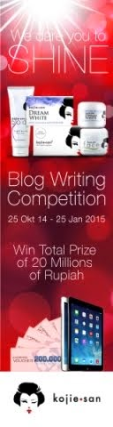 Kojiesan Blog Contest