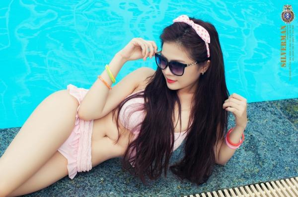 Cực phê Girl xinh bikini Việt Nam 2015 1