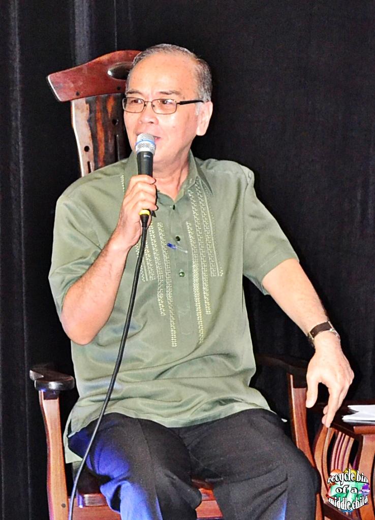 Freeway Presents National Artist Levi Celerio Recycle