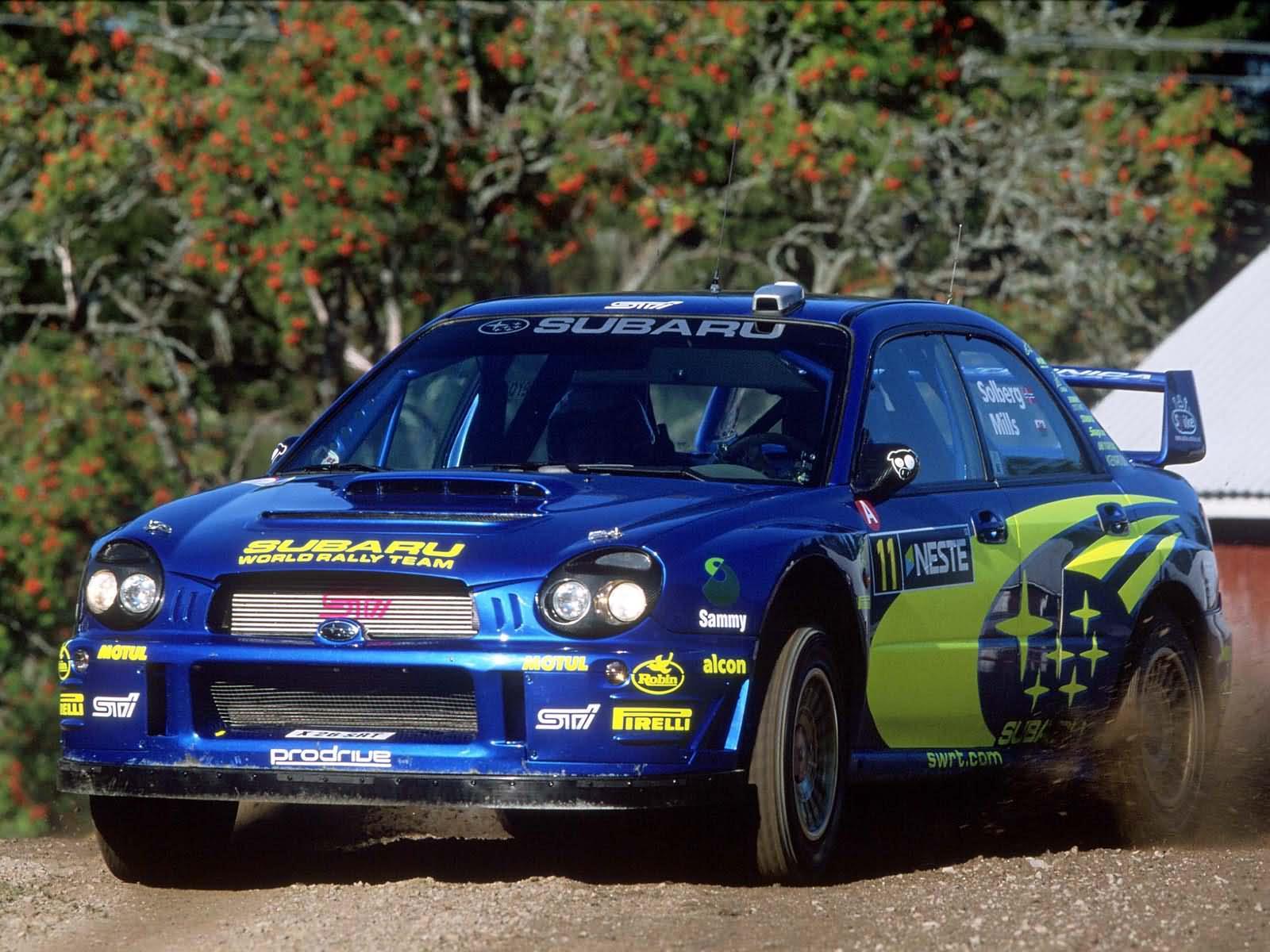 Subaru Impreza Wrx 2002 Rally Subaru Wrx Rally Mud