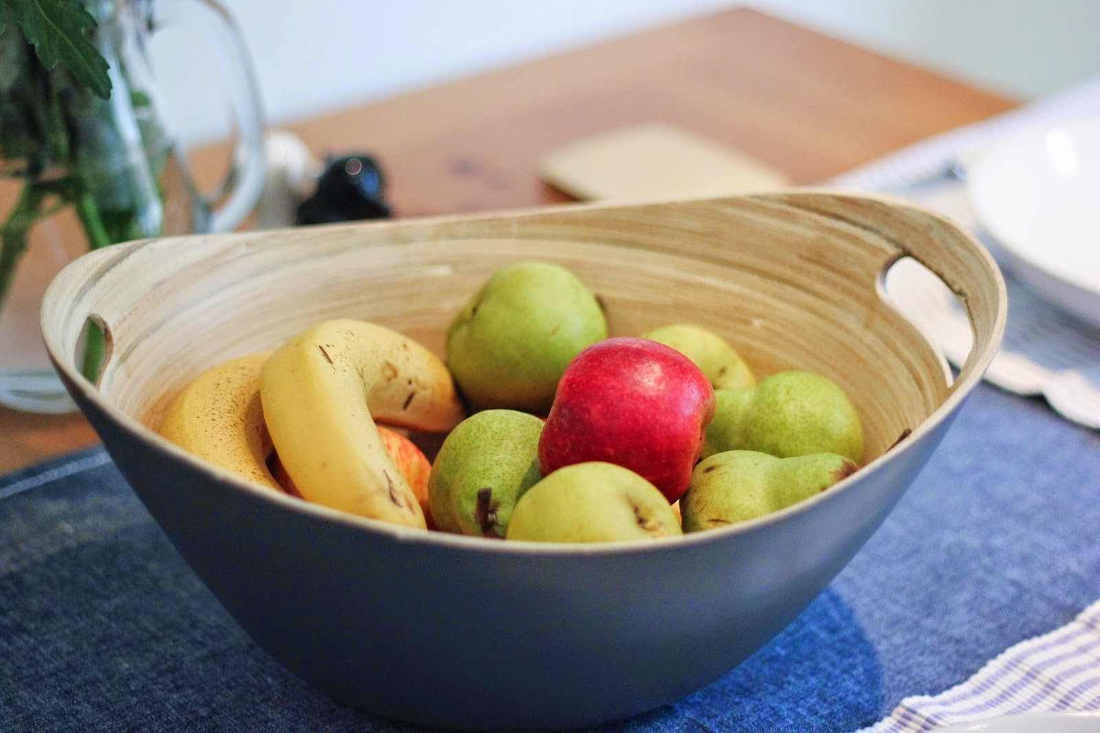 fruit bowl