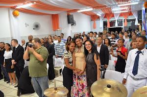 SEMINÁRIO DE LIBERTACÃO E CURA INTERIOR GUARULHOS-SP