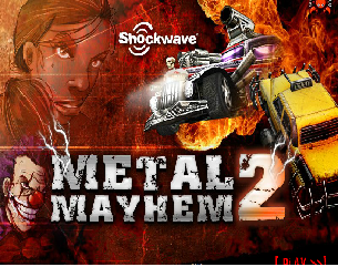 3d Metal Mayhem 2