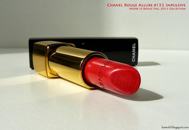 Chanel Rouge Allure #132 Impulsive