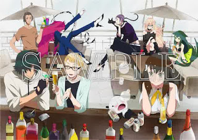 Gatchaman Crowds Insight Season 2 Subtitle Indonesia