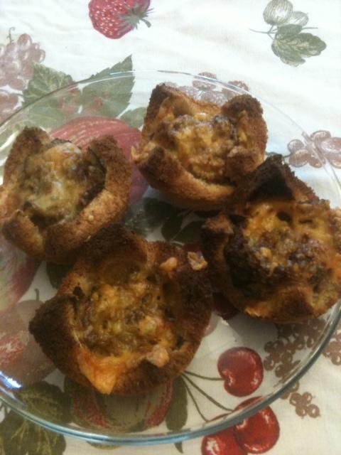 Hamburger Muffins were a neighborhood favorite growing up! My Mom ...