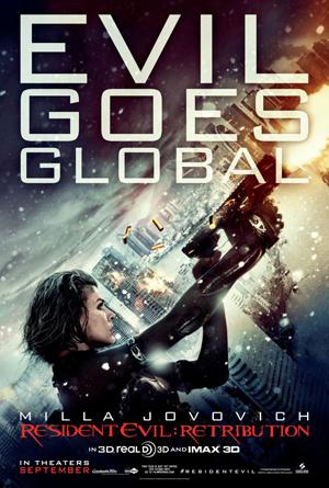Vùng Đất Quỷ Dữ: Báo Thù Vietsub - Resident Evil: Retribution Vietsub (2012)