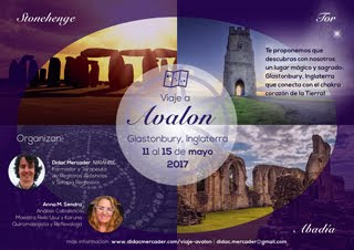 Viaje Avalon 2017 (Inglaterra)