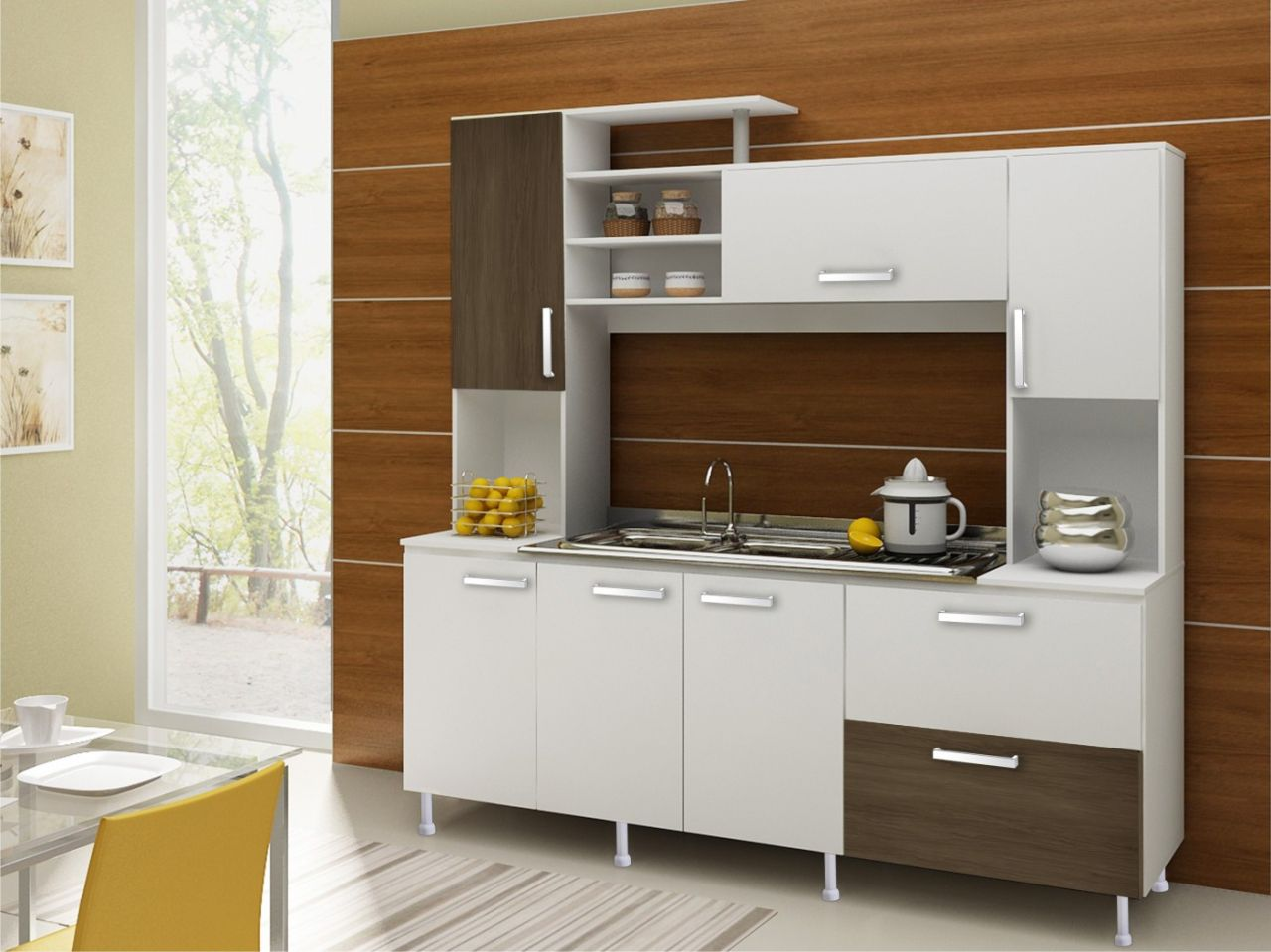 Móveis Kalinoski # Cozinha Compacta Moveis Sul