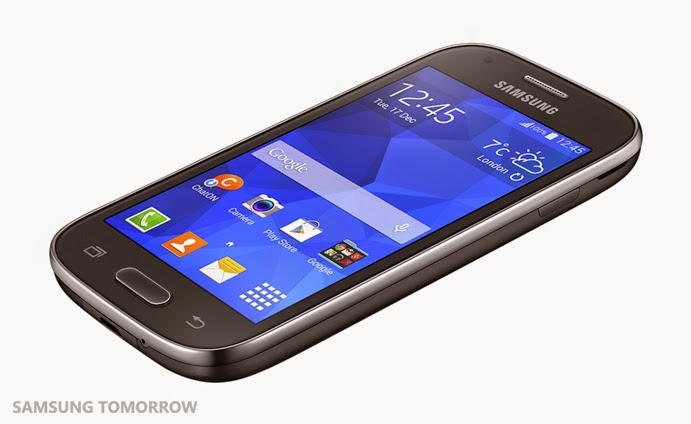Samsung Galaxy Ace Style: specs, pictures and price