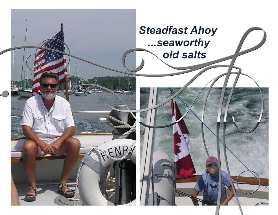 Steadfast Ahoy