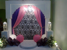 Mini Dais  Free 1x Make up session: Zana Qreatif Idea Wedding Gallery