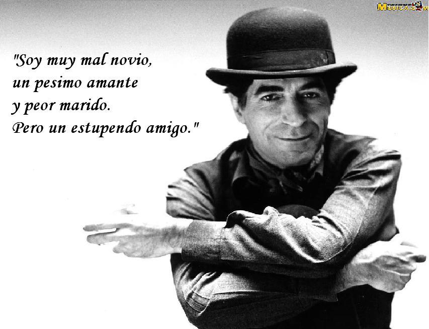 Frases de amor pensamientos y poemas de Joaquin Sabina -
