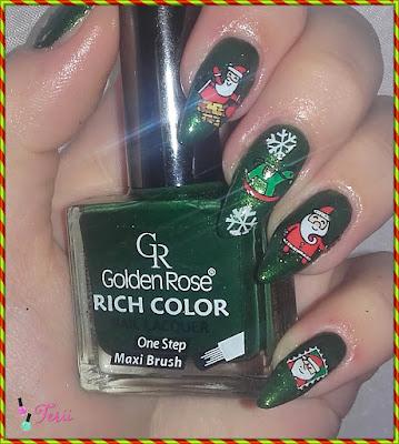 Święta i Po Świętach, Golden Rose Rich Color 110