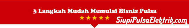 Siupi Pulsa Bisnis Agen Pulsa Elektrik Online Termurah Bandung Jawa Barat