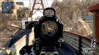 Call of Duty Multiplayer Screenshot