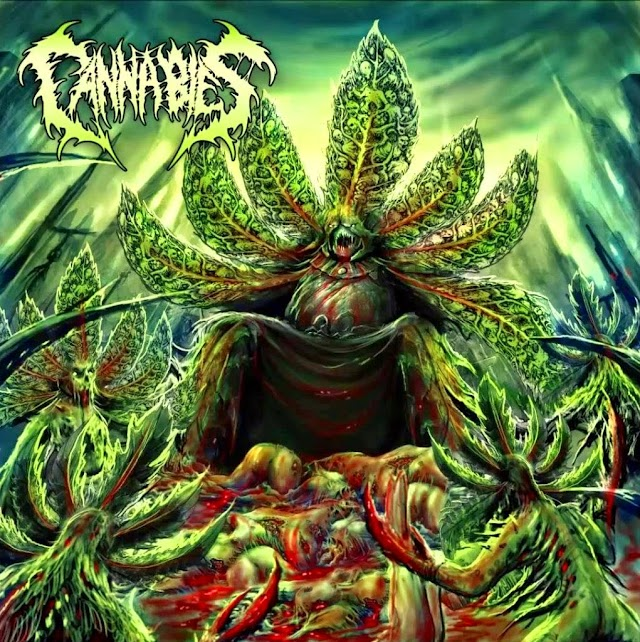Cannabies - Green and Noxious EP 2014