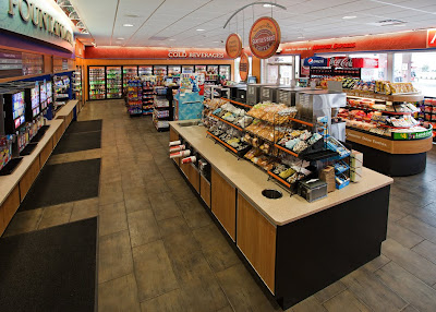 Shop Interior Design on Interior Design In The Convenience Store News 2011 Store Design Awards