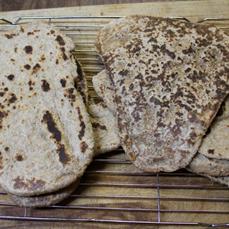 Sourdough Flatbread Recipe (Sourdough Surprises)