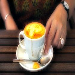 Câncer de cólon, a reduzida recorrência pode ter a ver com o café