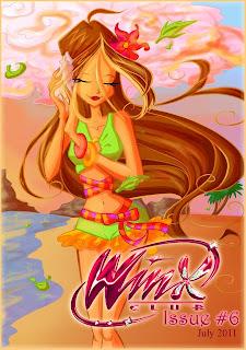 Винкс и Аниме война или мир и игра макияж для блондинке!