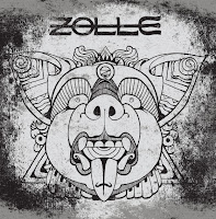 Zolle [Italian Stoner/Doom Band] - Selft-Titled CD Review (Out May 13th on Supernatural Cat)