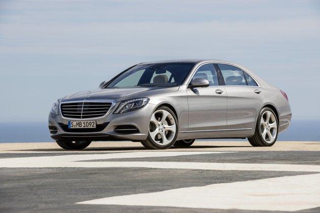 El nuevo Mercedes Benz Clase S