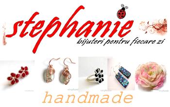 Stephanie bijuterii handmade