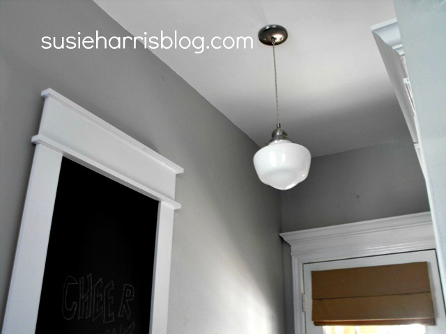 I Canu0027t Believe What A Change Just One Light Fixture Can Make.