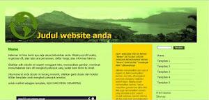 BUAT WEB SENDIRI SANGAT MURAH