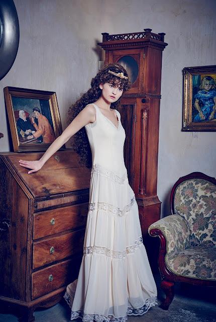 Lindos vestidos de novias | Colección Shimka