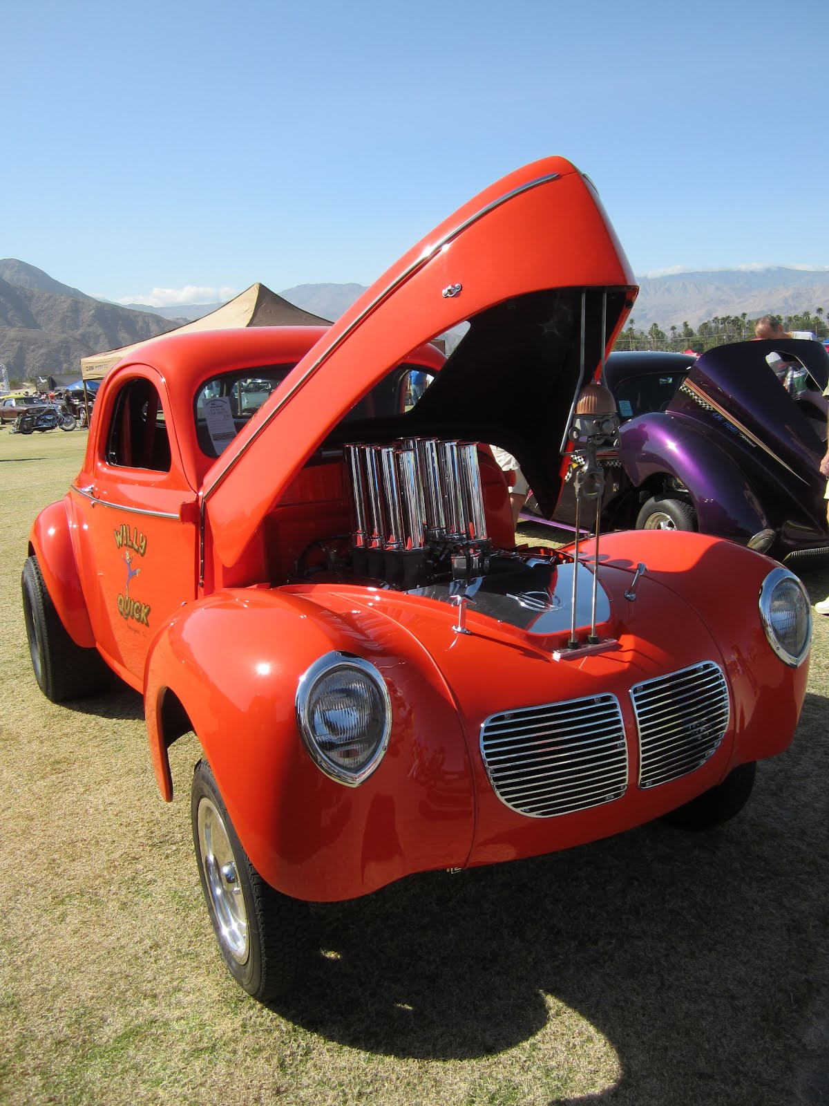Covering Classic Cars Palm Desert Car Show Highlights - Palm springs classic car show