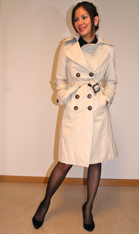Dress Trench for this Season