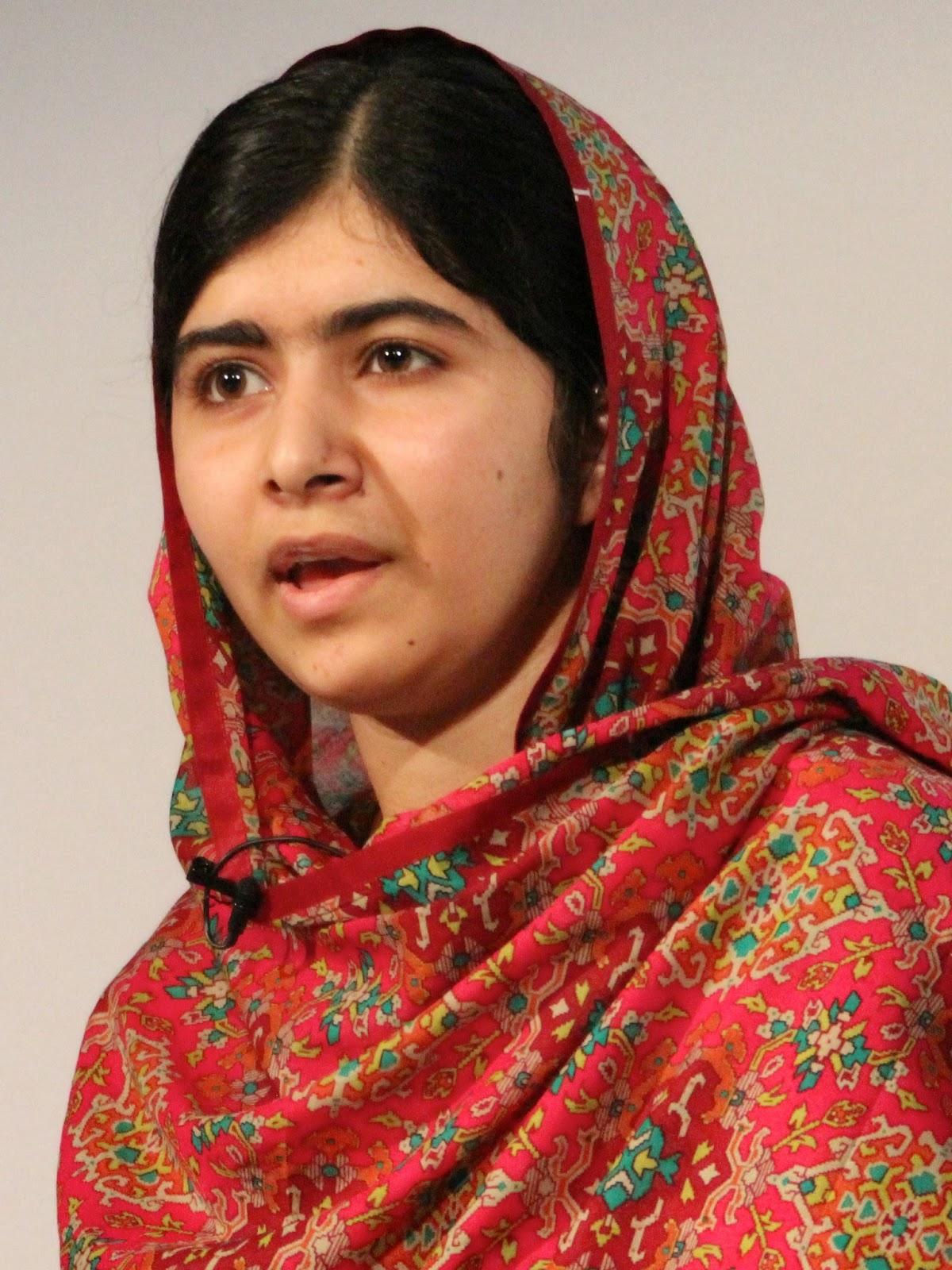 Malala Yousafzai Luxe Models