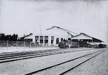 Stasiun Tugu Yogyakarta Ca 1887