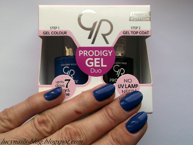 Golden Rose Prodigy Gel Duo nr 7