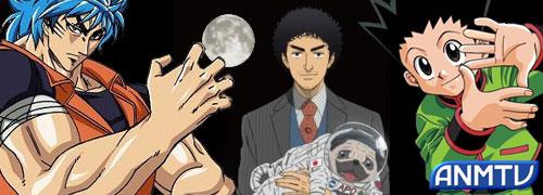 Audiencia de los animes en la TV japonesa del 15/04 al 21/04