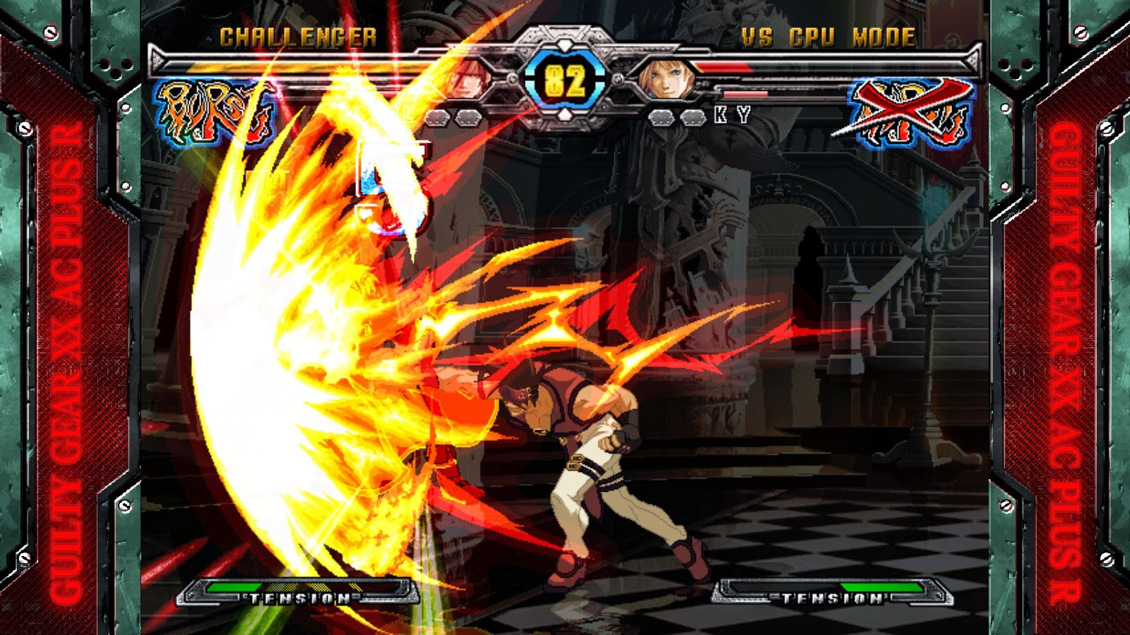 Guilty Gear XX Accent Core Plus R pc game for pc download