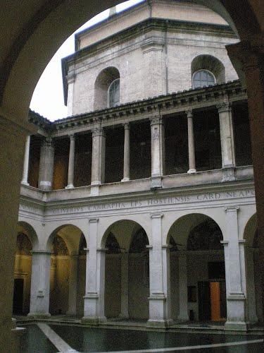 Renacimiento cinquecento arquitectura bramante y for Arquitectura quattrocento y cinquecento