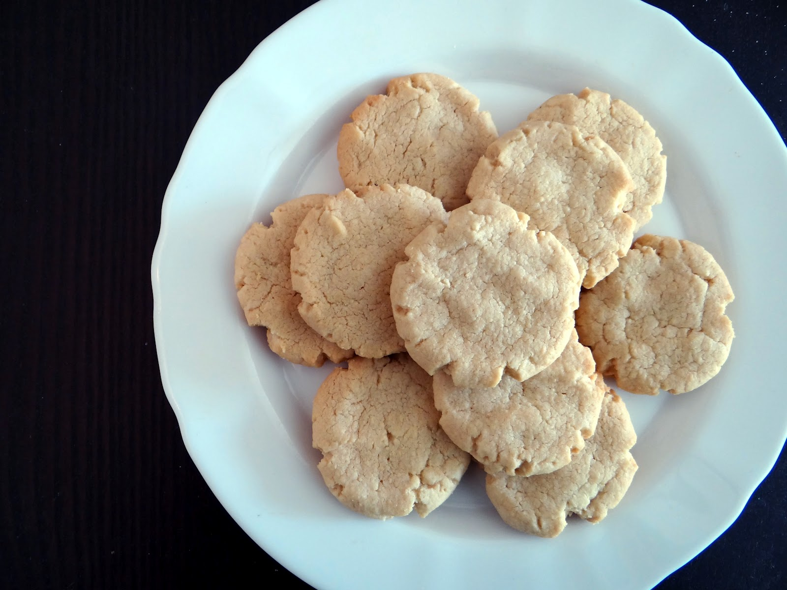 Words & Cake | Bake, Eat, Write, Read: Tahini & Almond Cookies