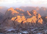 гора Моисей Египет Синай