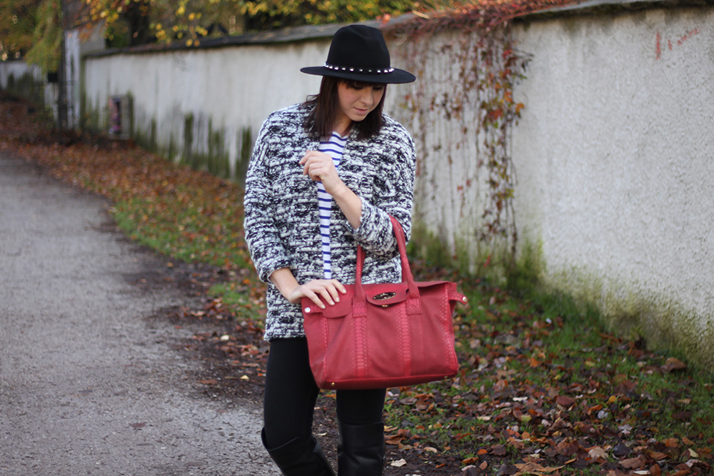 outfit trend fashionblogger mulberry bayswater styleress tote shopper tasche