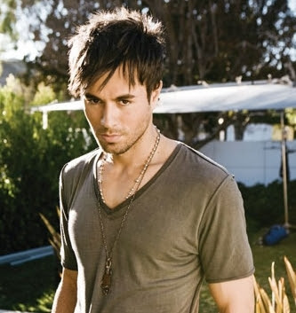 Enrique Iglesias Cool Hairstyle