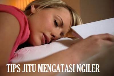 Cara Mengatasi Ngiler Pada Saat Tidur