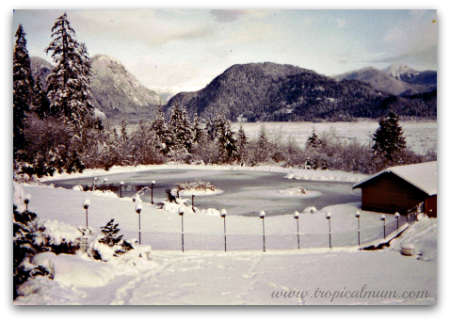 Winter in British Columbia circa 1992