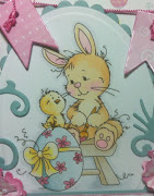Let's celebrate Easter (31st March) together with our cute Easter Bunny at .
