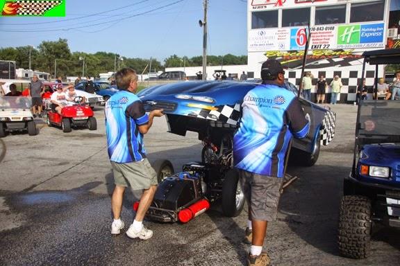 Beech Bend Raceway Park, NHRA Lucas Oil Series 8/24/2014 (Steven Luboniecki photo for Middle Tennessee Racing Scene)
