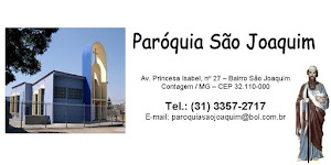PARÓQUIA SÃO JOAQUIM - CONTAGEM - MG