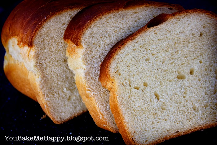 youbakemehappy: Amish White Bread