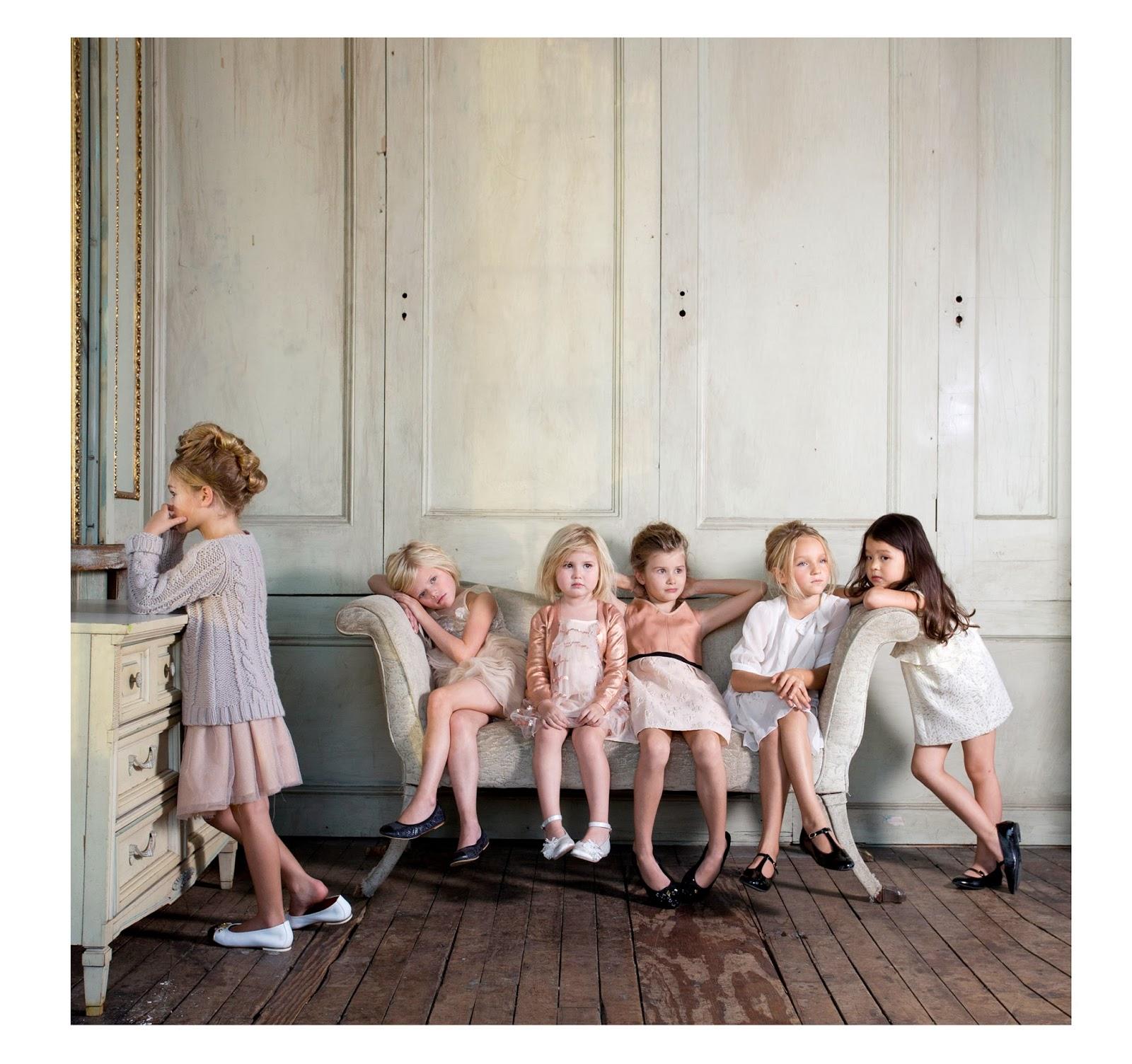 Hannah, Cara , Mai , Lee, Carley en Louisa